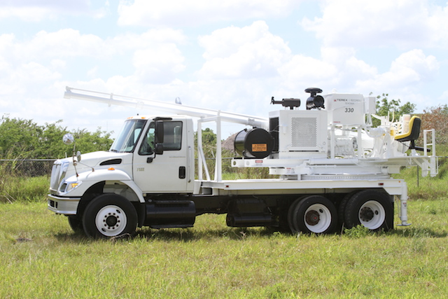 Texoma 330 Pier Drill For Sale
