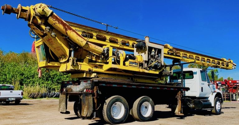 Texoma 800 Auger Drill